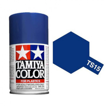 Vernice Spray Tamiya TS-15 Blue