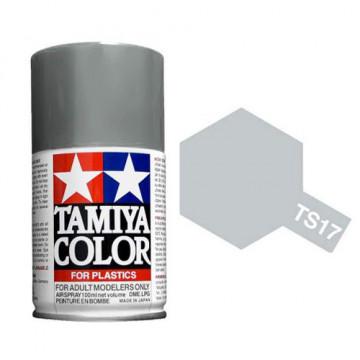 Vernice Spray Tamiya TS-17 Gloss Aluminum