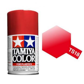 Vernice Spray Tamiya TS-18 Metallic Red