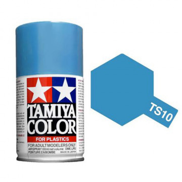 Vernice Spray Tamiya TS-10 French Blue