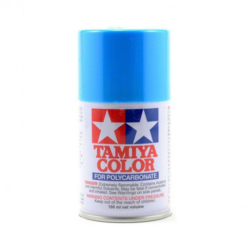 Vernice Spray Tamiya PS-3 Light Blue per Policarbonato