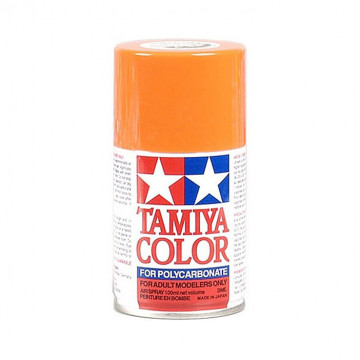 Vernice Spray Tamiya PS-7 Orange per Policarbonato
