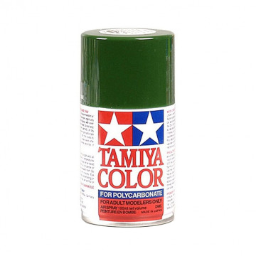 Vernice Spray Tamiya PS-9 Green per Policarbonato