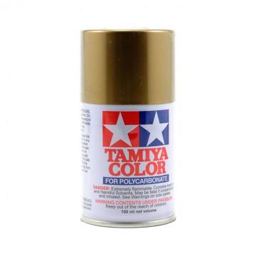 Vernice Spray Tamiya PS-13 Gold per Policarbonato