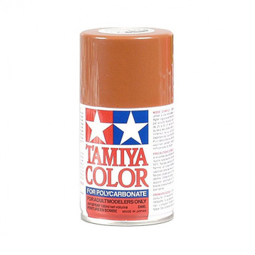 Vernice Spray Tamiya PS-14 Copper per Policarbonato