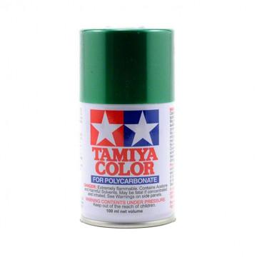 Vernice Spray Tamiya PS-17 Metallic Green per Policarbonato