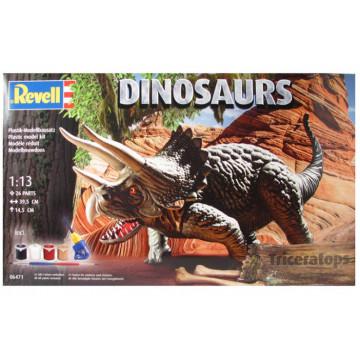 Triceratops Easy Kit 1:13