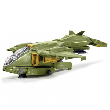 Build & Play Halo Unsc Pelican con Luci e Suoni 1:100