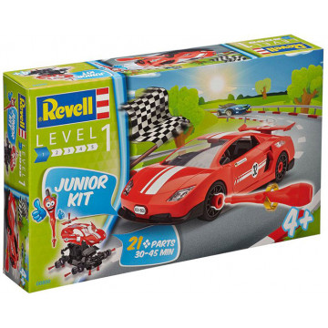 Junior Kit Racing Car 1:20