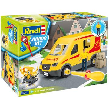 Junior Kit Camion delle Consegne 1:20