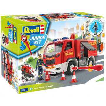 Junior Kit Camion dei Pompieri 1:20