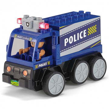 RC Junior Police Car