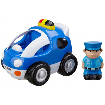 RC Junior Police Blu