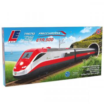 Treno Frecciarossa ETR 500 a Batteria