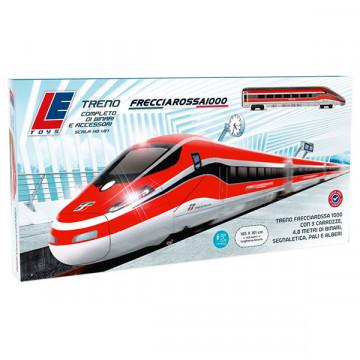 Treno Frecciarossa 1000 ETR 400 a Batteria