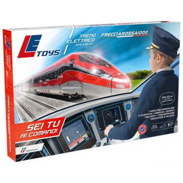 Treno Frecciarossa 1000 ETR 400 Elettrico