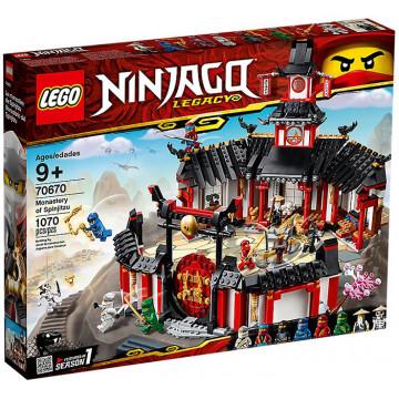 Ninjago - Il Monastero Spinjitzu