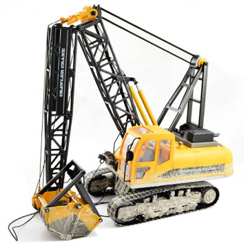 Premium Label Digital RC Crawler Crane 2.4Ghz