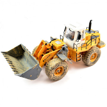 Premium Label Digital RC Wheeled Loader 2.4Ghz