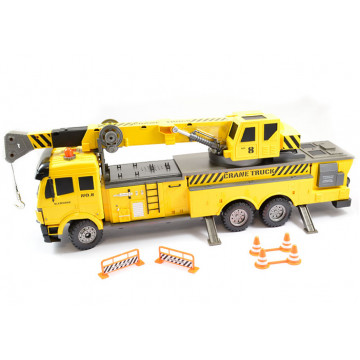 Premium Label Digital RC Crane Truck 2.4Ghz