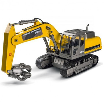 Premium Label Digital RC Crane Grabber 2.4Ghz
