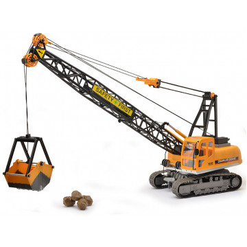 Full-Function RC Crawler Crane 2.4Ghz