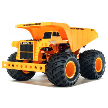 Camion Rc Heavy Dump Truck 4Wd Kit