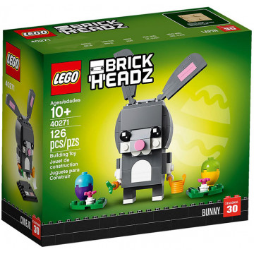 Brick Headz - Coniglietto di Pasqua