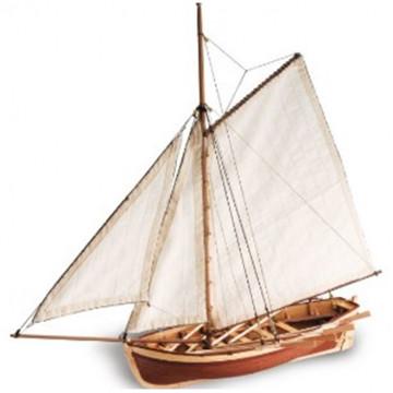 HMS Bounty Jolly Boat 1:25