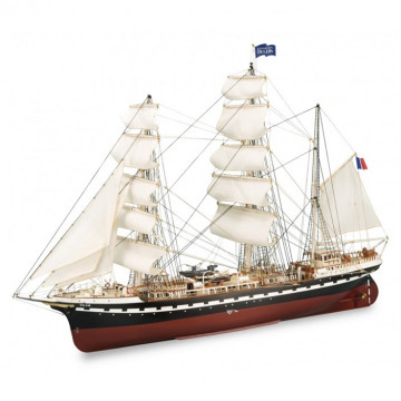 French Training Ship Belem 1:75