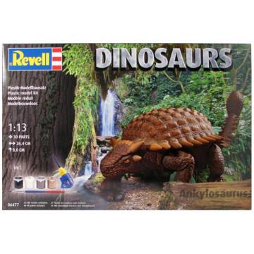 Ankylosaurus Easy Kit 1:13
