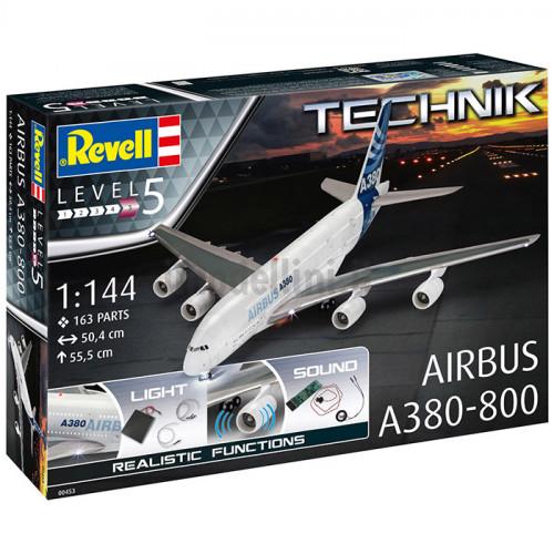 Airbus A380-800 Technik Kit 1:144