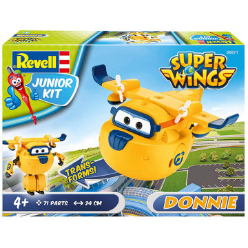 Junior Kit Super Wings Donnie 1:20