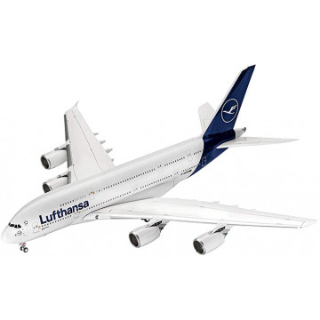Airbus A380-800 Lufthansa 1:144