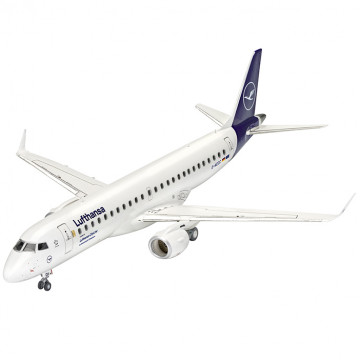 Embraer 190 Lufthansa New Livery 1:144