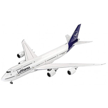 Boeing 747-8 Lufthansa New Livery 1:144