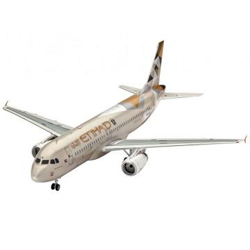 Airbus A320 Etihad 1:144