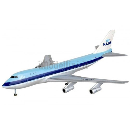 Boeing 747-200 KLM 1:450