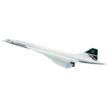 Concorde British Airways 1:144