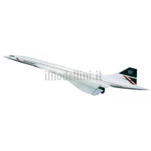 Concorde British Airways 1:144