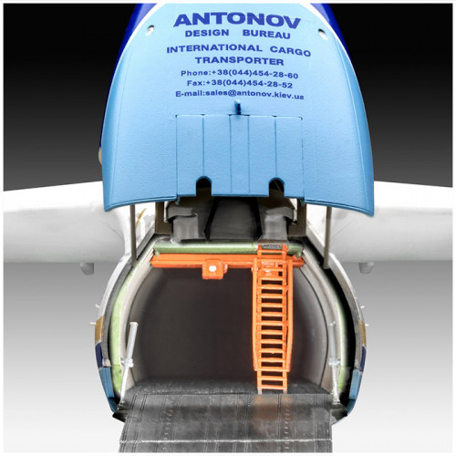 Antonov AN-225 Mrija 1:144