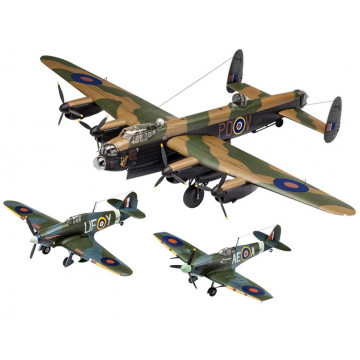 100 Years RAF: Flying Legends 1:72