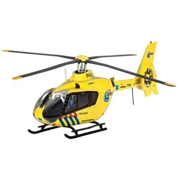 Elicottero Airbus EC135 Ambulance 1:72