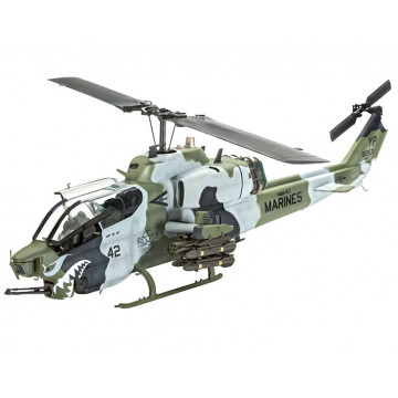 Elicottero Bell AH-1W SuperCobra 1:48