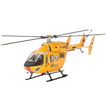 Elicottero BK-117 ADAC 1:72