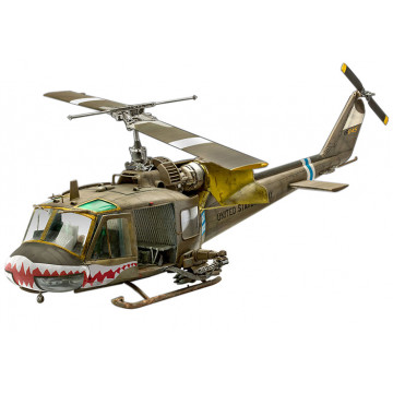 Elicottero Bell UH-1C 1:35