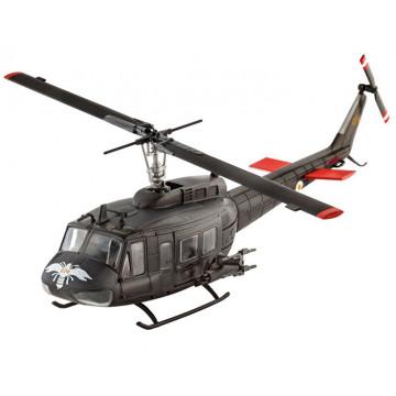Elicottero Bell UH-1H Gunship 1:100