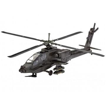 Elicottero AH-64A Apache 1:100