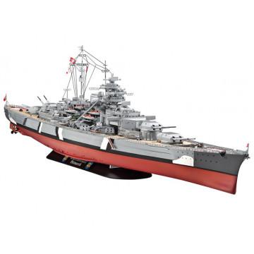 Nave Corazzata Bismarck Platinum Edition 1:350