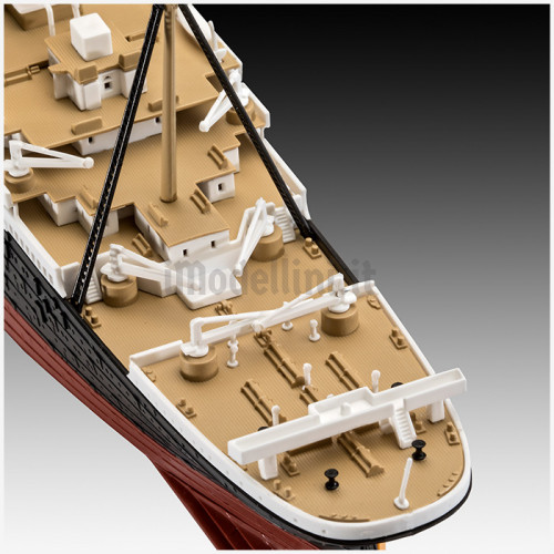 Transatlantico RMS Titanic Easy-Click 1:600